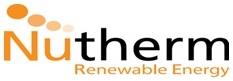 nutherm energy company logo